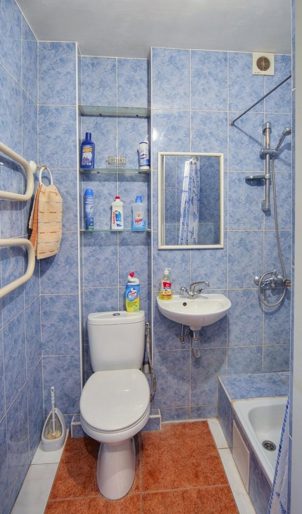 Посуточно 1-комнатная квартира #1